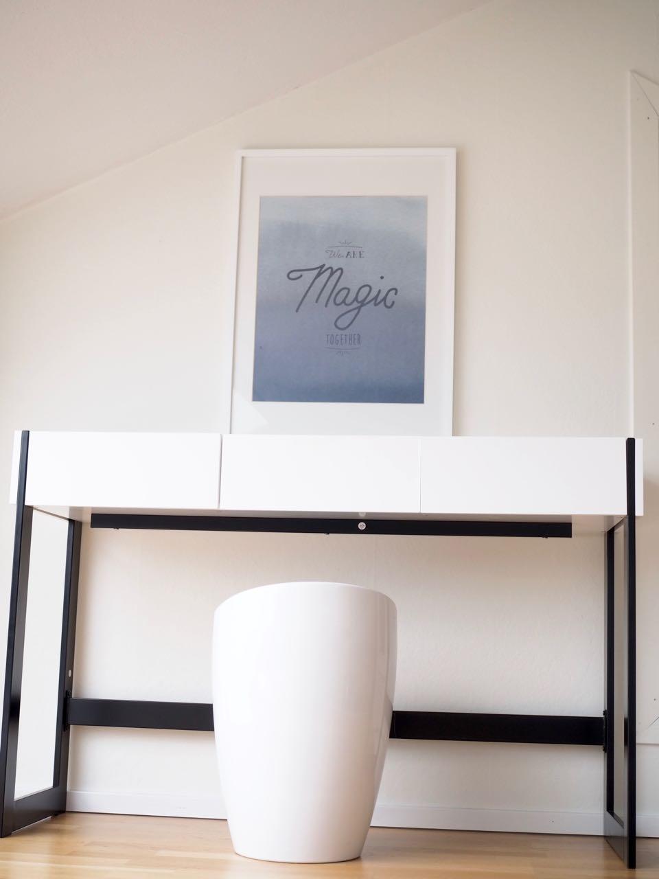 Ostolakossa Virve Fredman minimalismi tavaroiden vähentäminen