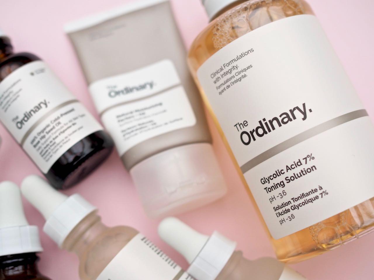 The Ordinary tuotteet yhdistäminen ja valinta Ostolakossa Virve Fredman