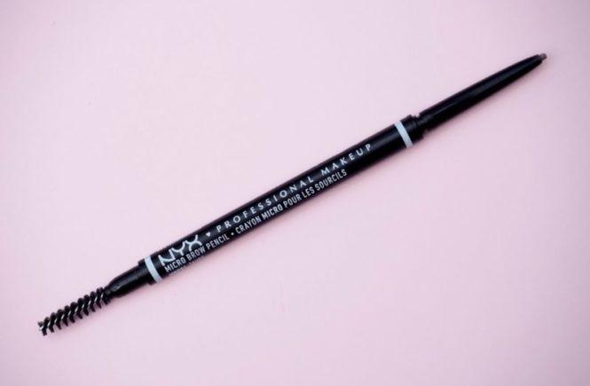 NYX Micro Brow Pencil kokemuksia kulmakynä ostolakossa