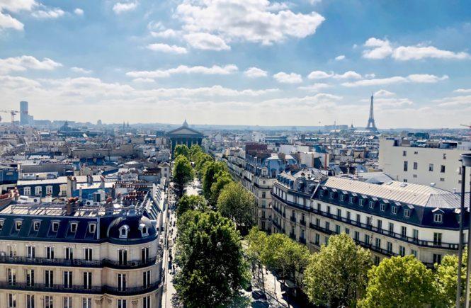 Ostolakossa Pariisi suosikkipaikat