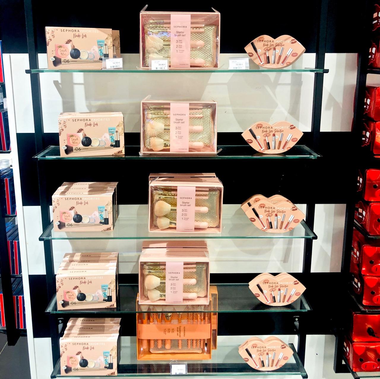 Pariisi Sephora tuotemerkit Ostolakossa Virve Fredman