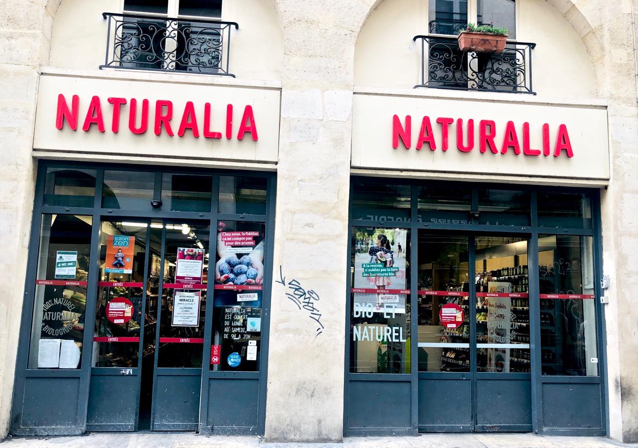 Ranska luomumarkkinat Ostolakossa luonnonkosmetiikka Virve Fredman Pariisi