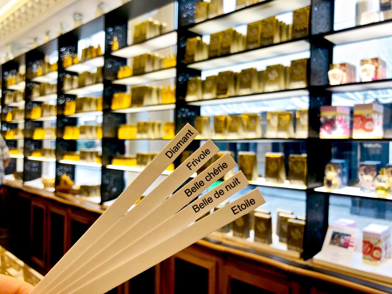 Fragonard Pariisi hajuvesimuseo Ostolakossa Virve Fredman