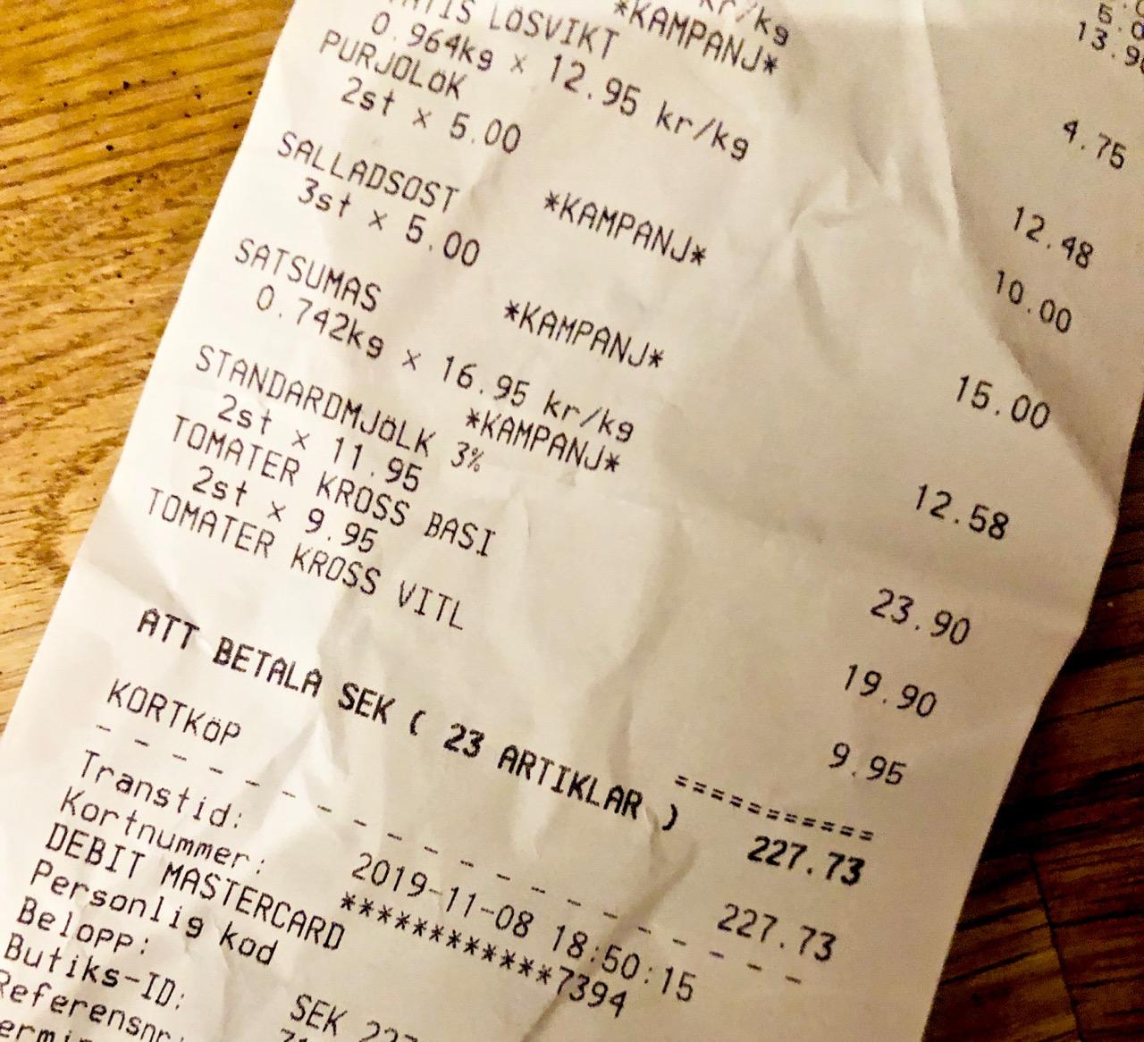 Halpaa Ruokaa Ostolakossa Virve Fredman Minimalismi