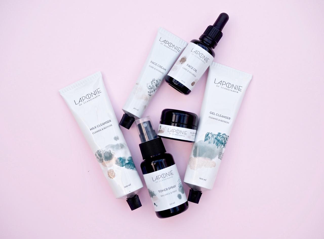 Laponie of Scandinavia Face Cream kosteusvoide kasvoille kokemuksia Virve Fredman Ostolakossa