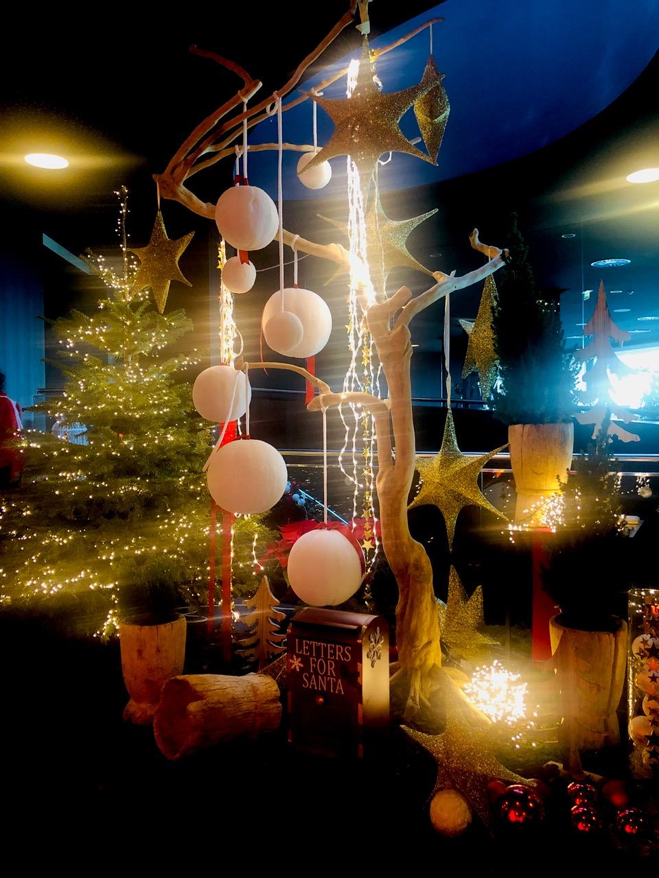 Ruotsalainen joulu Virve Fredman
