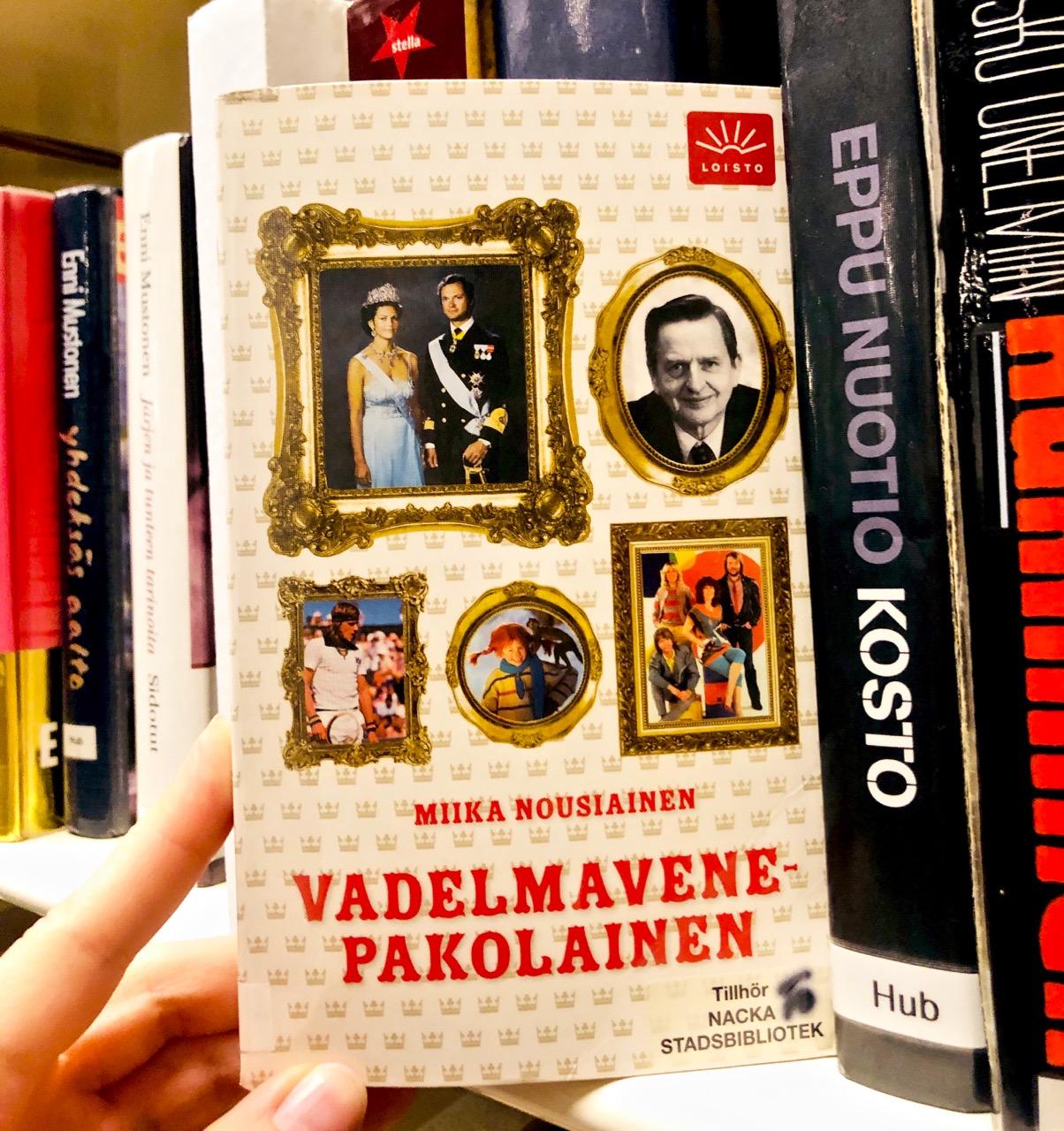 Kuinka lukea enemmän Virve Fredman kirjat