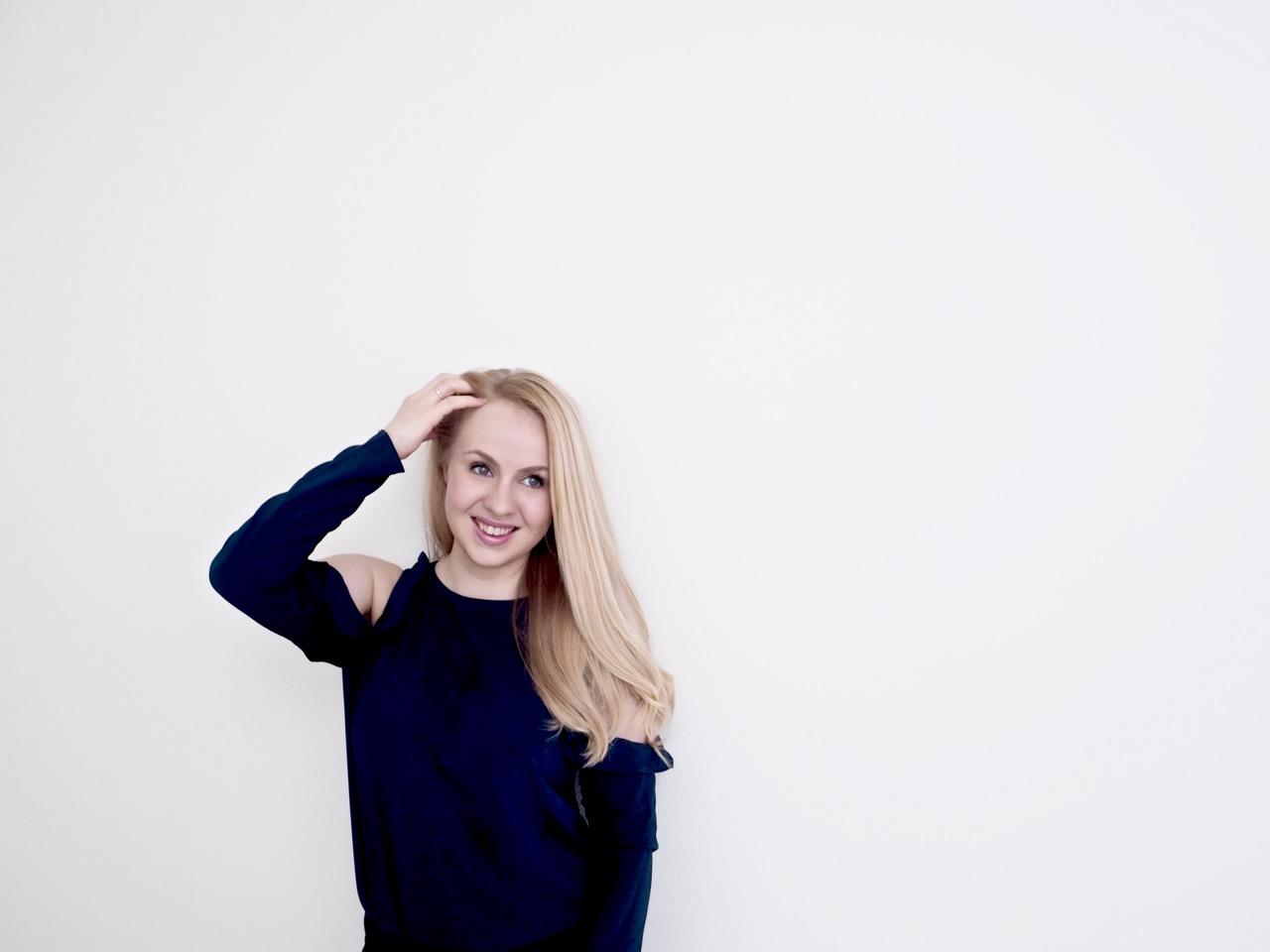 Kuinka pitkäksi tukka voi kasvaa Virve Fredman