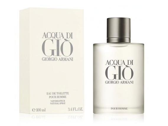 Parhaat tuoksut miehille Acqua di Gio Homme, EdT