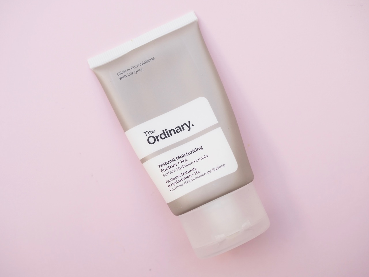 The Ordinary Natural Moisturising Factors HA kosteusvoide