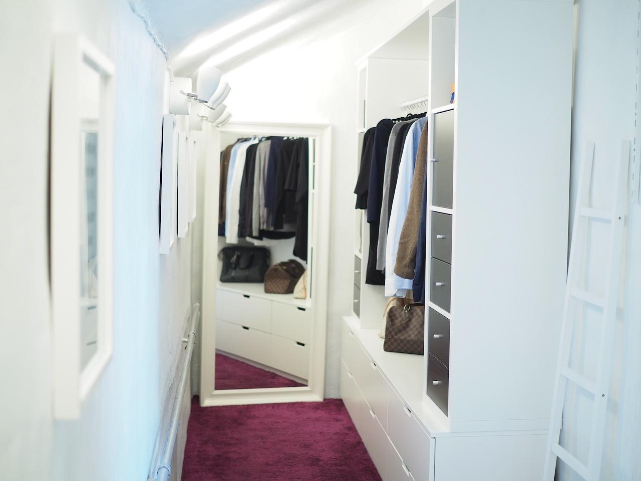 Virve Fredman minimalismi koti