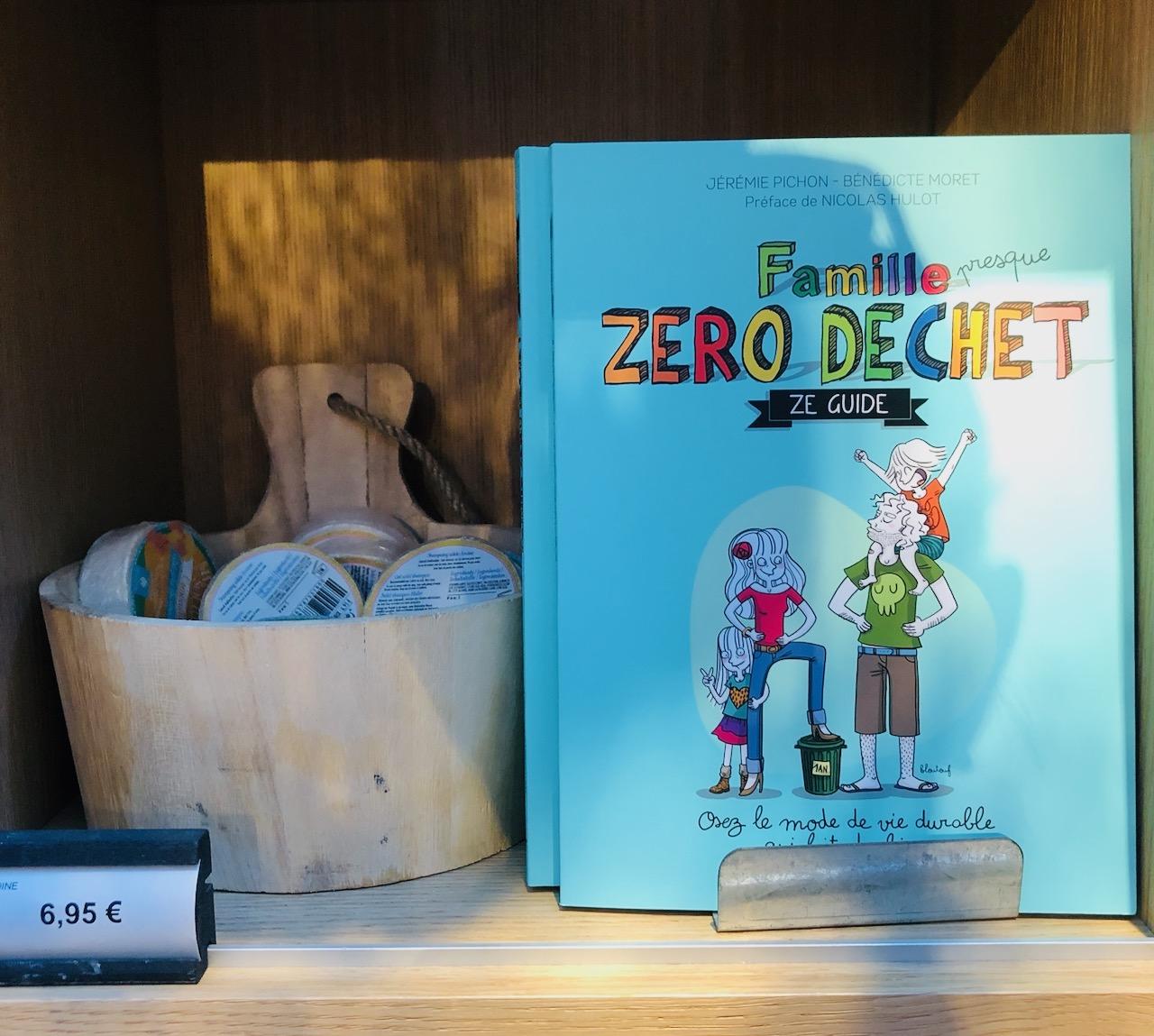Zero waste jäähyväiset jätteille kirja minimalismista