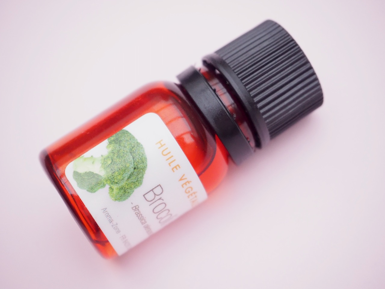broccoli oil parsakaaliöljy parsakaalin siemenöljy hiusten hoito kokemuksia