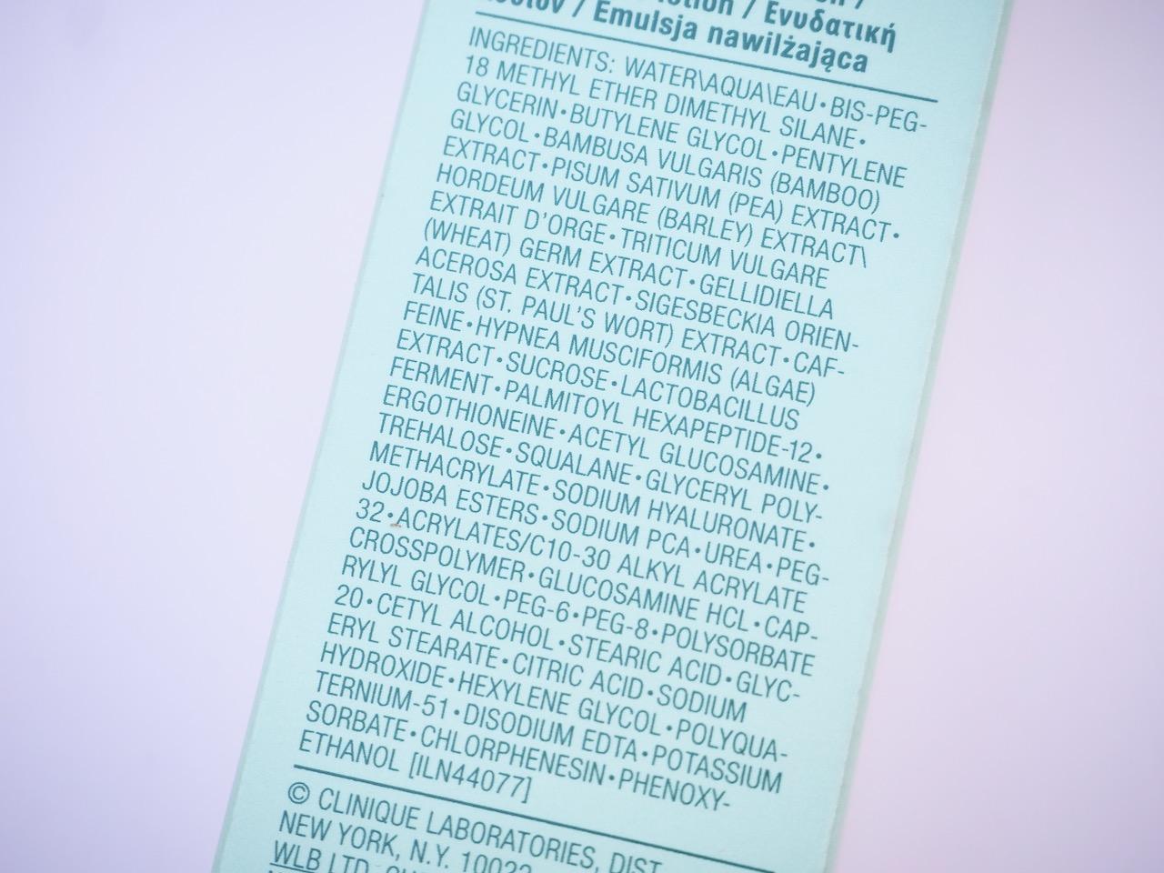 Kosmetiikka ainesosaluettelo lukeminen