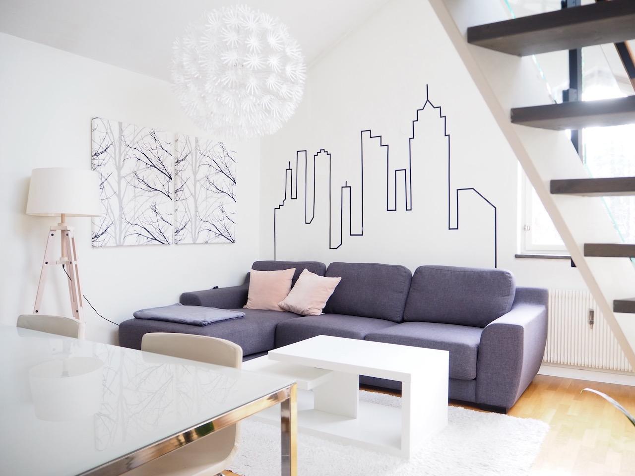 Minimalistinen elämä koti Ostolakossa Virve Fredman minimalismi