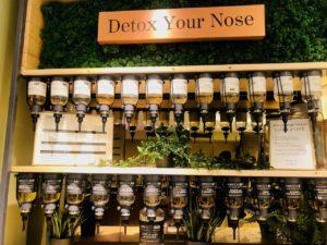 Hajusteallergia tuoksuyliherkkyys