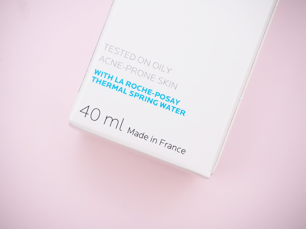 Paras kosteusvoide rasvaiselle iholle La Roche Posay Effaclar K