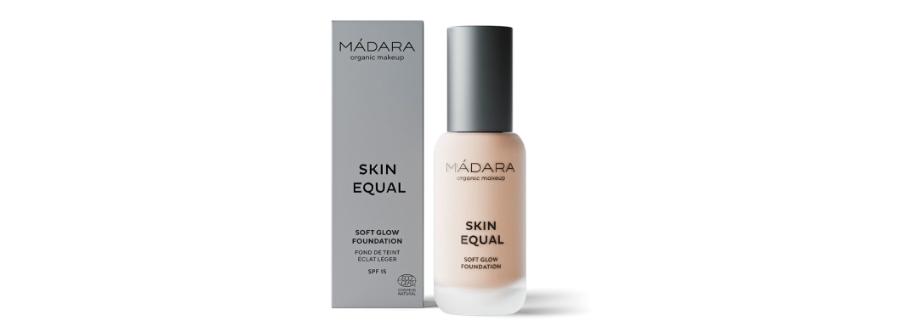 Madara Skin Equal Soft Glow Foundation -meikkivoide