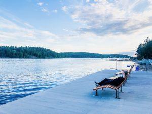 Ostolakossa muutto Suomeen Virve Fredman