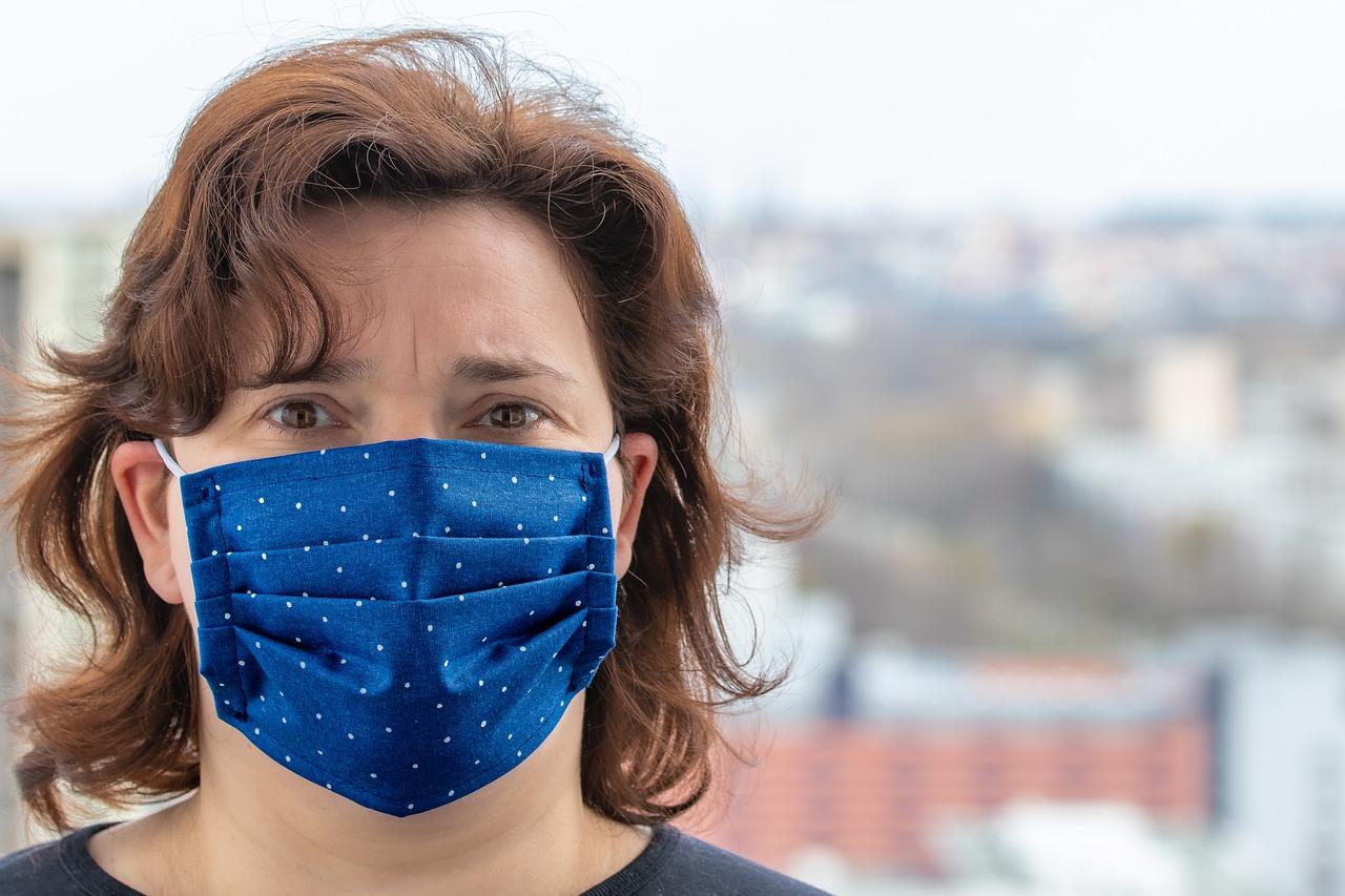 hengityssuojain finnit maskne