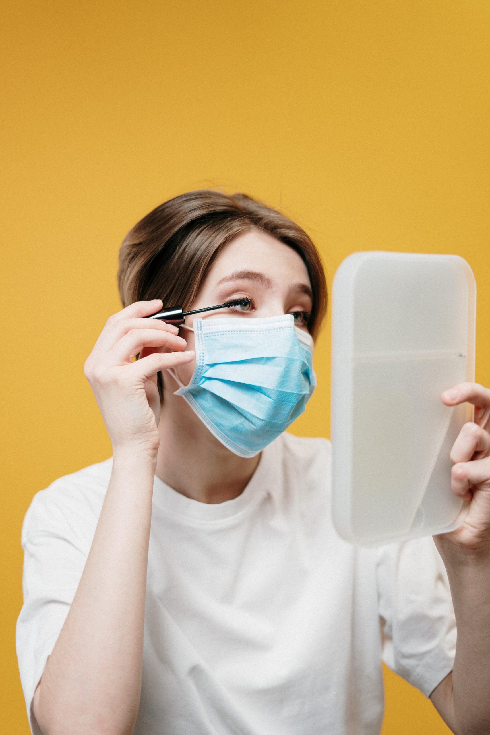 hengityssuojain ihoongelmat