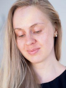 Ilman meikkiä Virve Fredman
