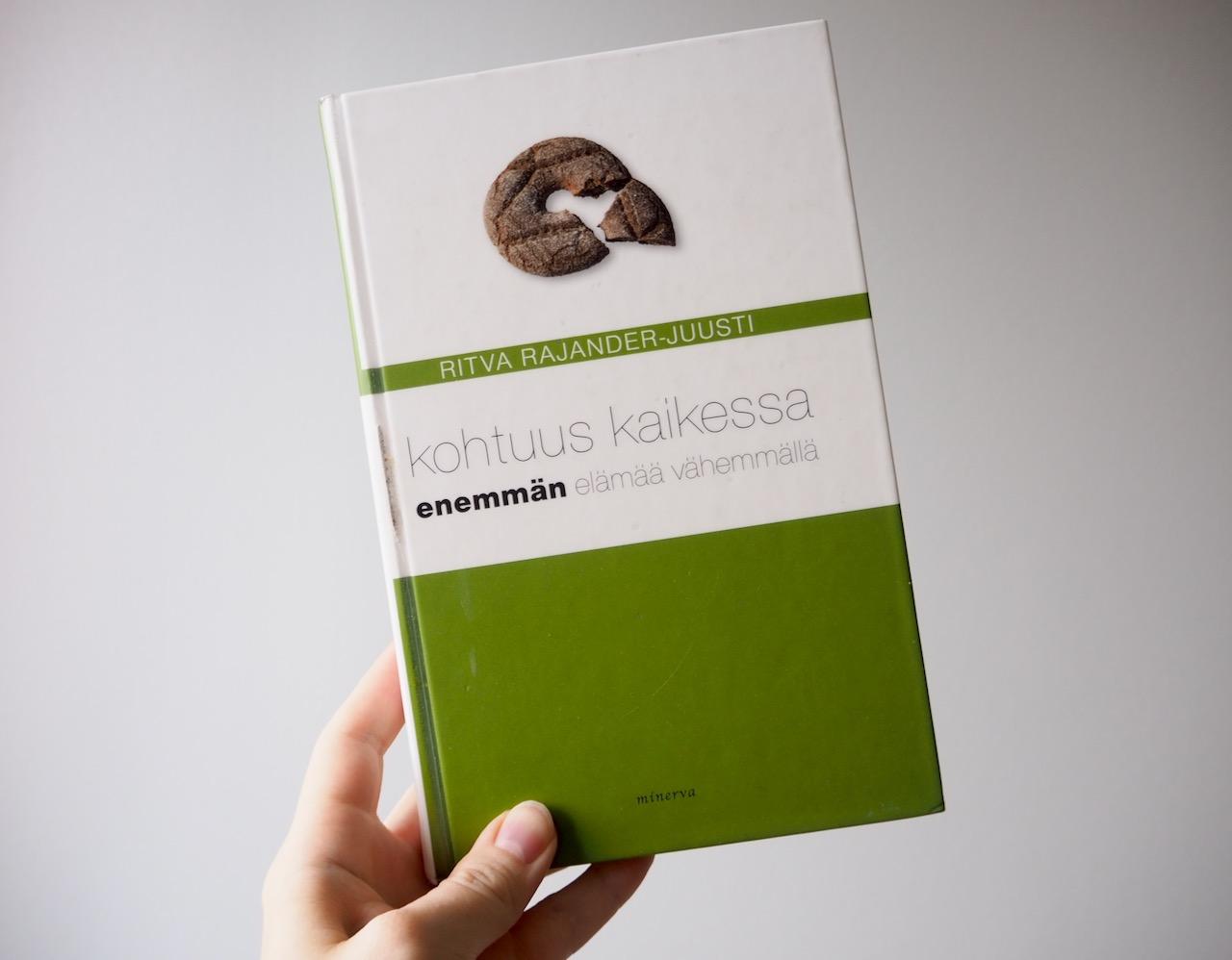 Kirja downshiftauksesta